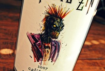 Wines for Geeks / Wines inspired by video games, comics, horror films, math, science, computers, and other geeky stuff.