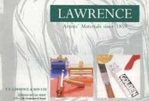 Our Catalogues / Over 20 Years of Lawrence Catalogues