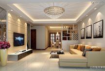 obývačka  svetla