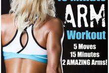 Workout Wonders / by Tamarinis