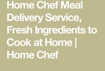 Home Chef delivery service