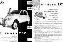 Another dream: Citröen 2CV