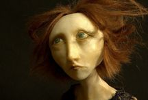 Dolls / My little art :)