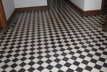 Bauhaus tile