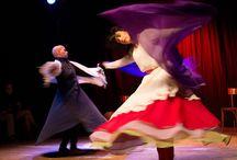 La Danza #Duende / La Danza #Duende®, ideata da Yumma #Mudra (Myriam Szabo), è un allenamento applicabile a linguaggi corporei diversi (ad esempio la danza #orientale, le danze #gypsy ed i giri #dervishi), che ci permette di trovare nella nostra #mente le fonti della forma e di scoprire il nostro potenziale intrinseco per lavorare su tutti gli aspetti della nostra #vita. E' la ricerca dell'#autenticità nel movimento e nell'espressione personale per portare la vita nella #danza e la danza nella #vita.