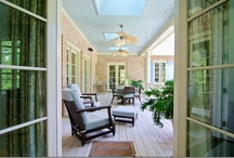 Lanai / Patio/ VERANDA / Portico / Loggia / by Lisa Mary