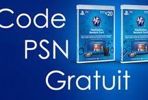 Code PSN Gratuit / Comment Avoir Des Code PSN Gratuit