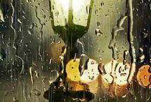 Touch rain