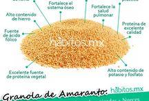 Granolas cereales