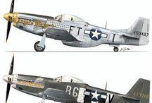 Aviação da WWII