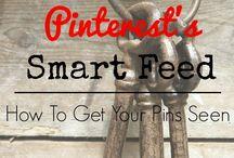 Pinterest Tips / by Toni Church