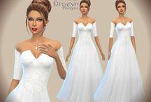 Sims 4 Dresses