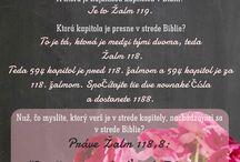 Poklady z biblie