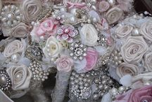 Brooch bouquet / Pretty brooch bouquets