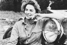 Ingrid Bergman / by Karen Karpen