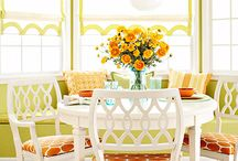 Home: Dining Rooms / dining room organization and decor / by The Nest Effect