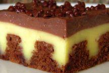 Pudingovy koláč