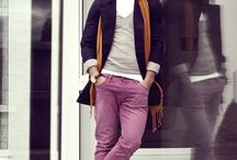 Men's Style / mens_fashion / by Dave Mac