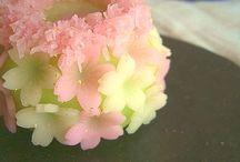 Japanese Sweet Wagashi