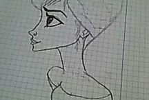 Drawing #Zosia#