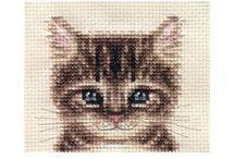 KISSAT / ristipistoin kissoja