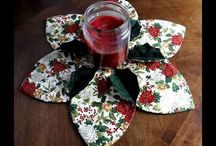 Table linen / Table mats runners napkins