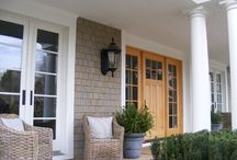 Home Exteriors/Shingle / by Jess bostonbabymama