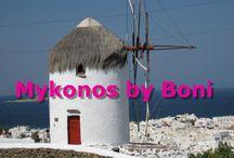 Mykonos / Mykonos island Greece. My Homeland