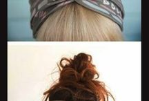 headbands/hair styles