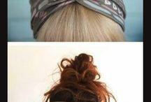 headbands/hair styles