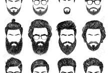Peinados Masculino