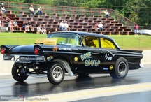 Gassers / by Cliff McNair