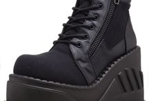 Sick Kicks.  Perfect Shoes, Platforms, and Heels for dancing!