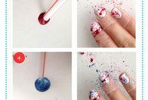 Ako Si Urobiť Nechty