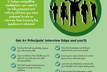 A+ School Principal Interview Edge