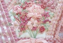 Stitches... / Quilting, embroidery, ribbon work, cross stitch, knitting, crochet.. / by Maria Hurcomb