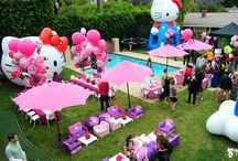 Hello Kitty Obsession / by Tina Taggart-Smith