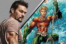 Aquaman / DC Comics' Aquaman superhero will appear in the upcoming film Batman v Superman: Dawn of Justice to be released in 2016, followed by a film dedicated to the character himself in 2018.