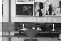 + Interior , Space & Decor + / by Maxipunk