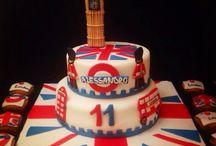 london cake / London cake