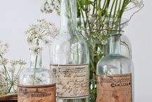 Bottles, Glass, and Jars