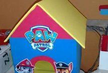Cumple Paw Patroll