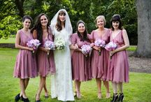OUR BRIDESMAIDS - CHERRY WILLIAMS LONDON