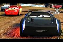 Cars 3 Full Movie All Cutscenes 2017 Driven to Win Video Game
