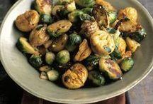 Gemüse aus der Pfanne