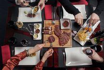 Food at Le Méridien Etoile / Breakfast, Brunch, Lunch, Dinner, Ma Chère & Tendre, Jazz Club Lounge, Espace latitude...