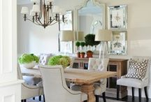 Dine and Wine- Dining rooms! / by Dawn Copeland
