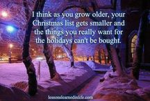 Christmas quotes / by Katie Pritts