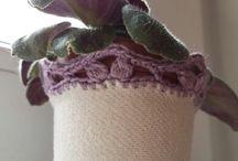 Crocheting / The author is Loredana Andreea Grosu