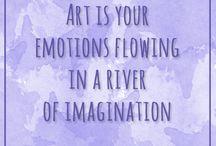 Art - sayings
